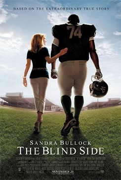 The Blind Side affiche