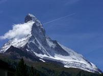 Le mont Cervin
