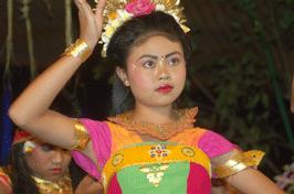 Danseuse Bali