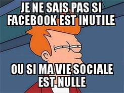 Facebook est inutile