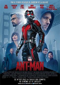 Ant-man, l'affiche