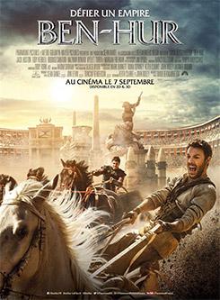 Ben Hur, affiche film 2016