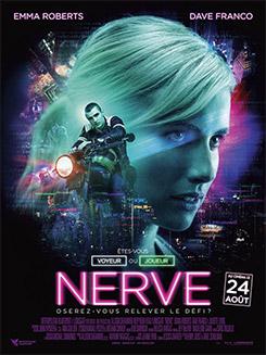Nerve, affiche