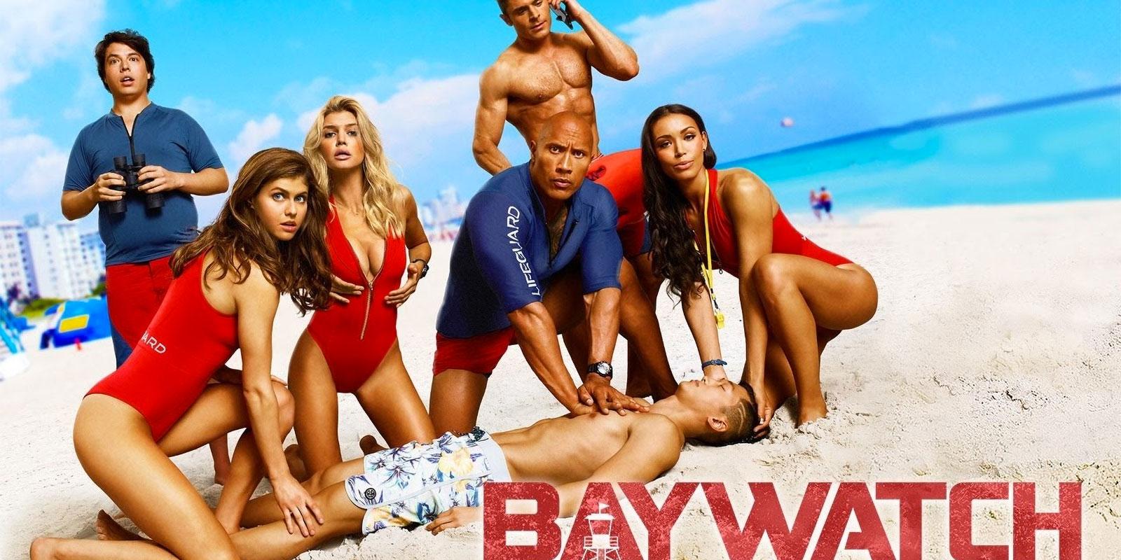 Baywatch, Alerte à Malibu, le film