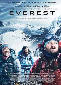 Everest, le film