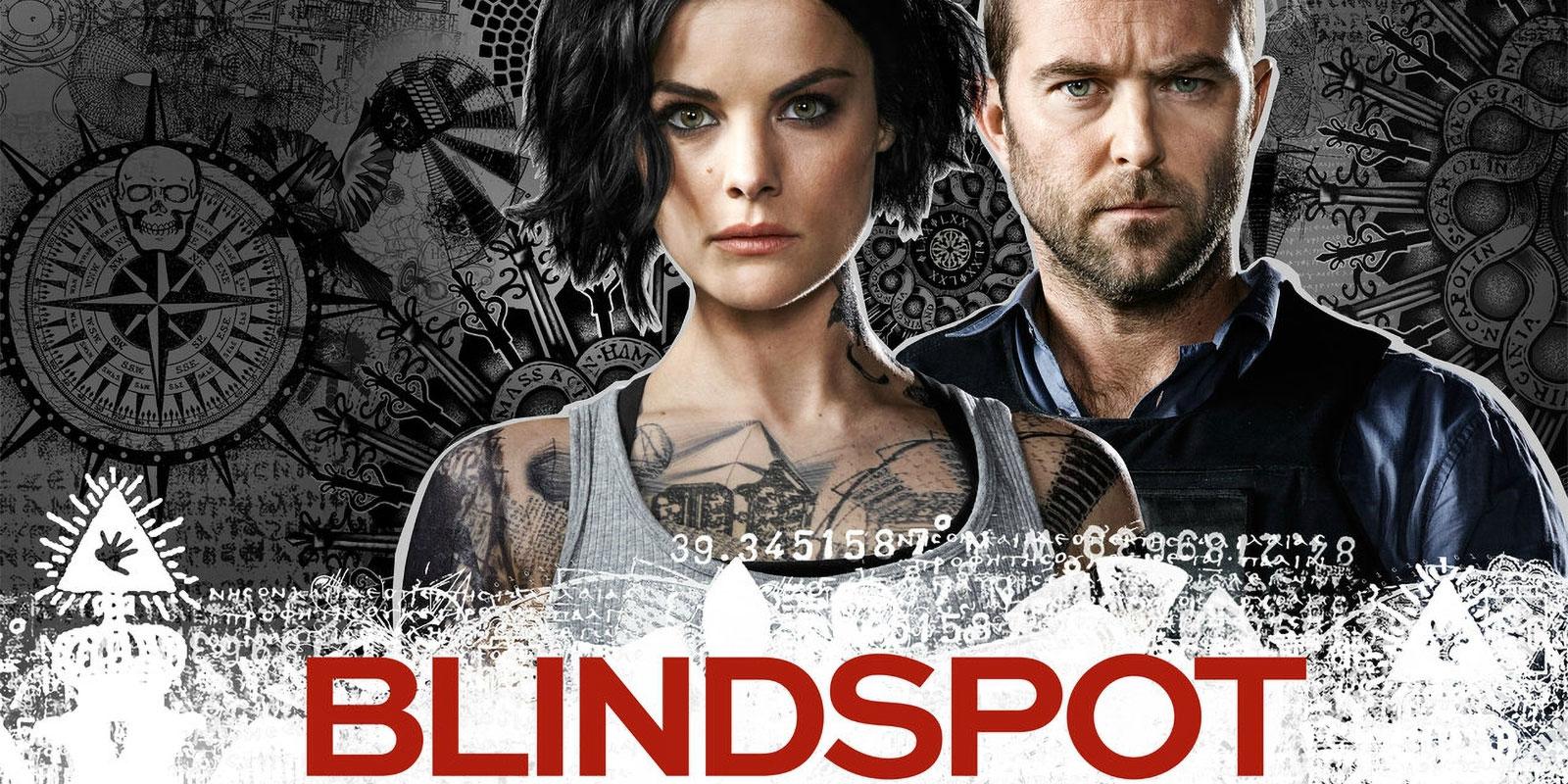 Blindspot, la mémoire en tatouages