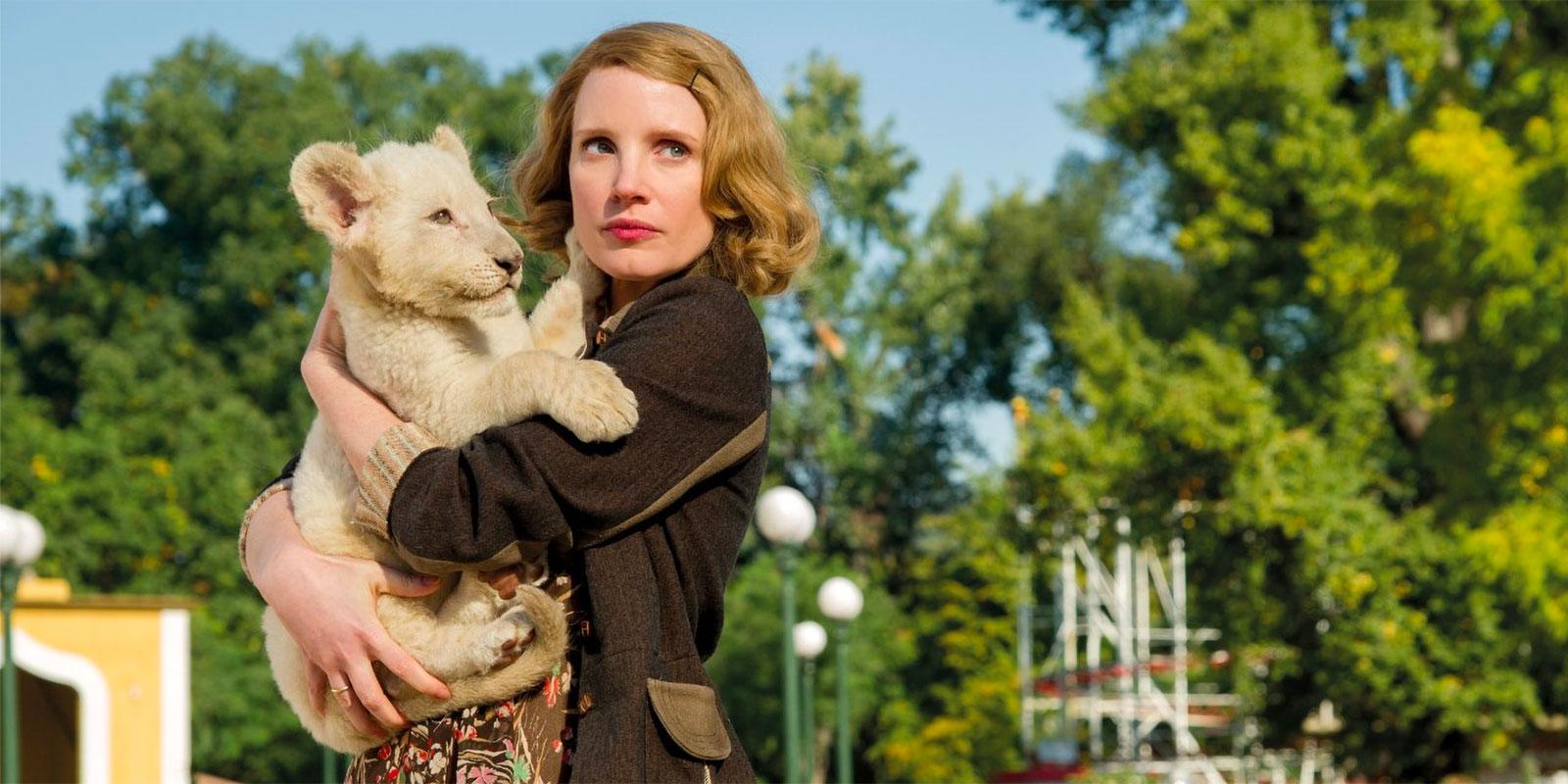 La femme du gardien de zoo, l'histoire vraie de Jan Zabinski